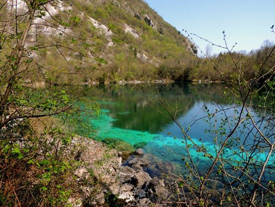 I colori del lago