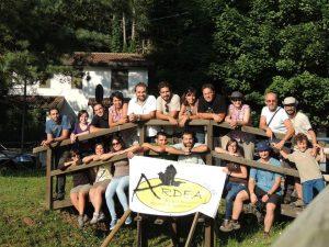 Soci ARDEA al 3° compleanno dell'Associazione
