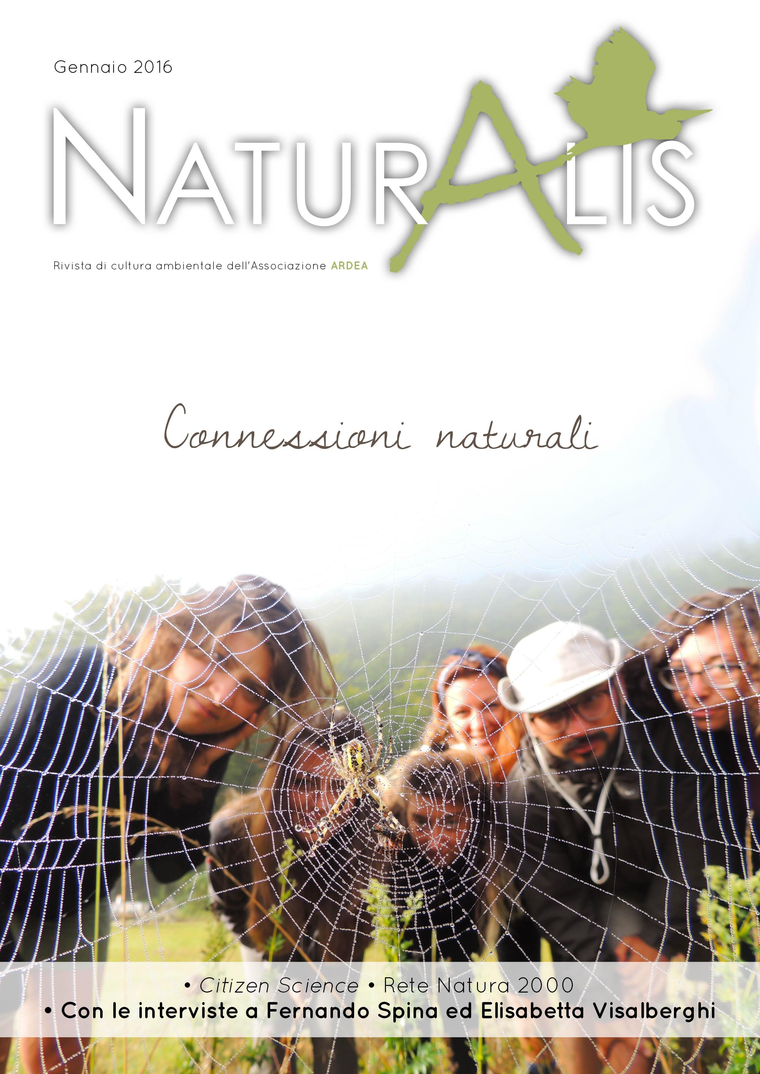 Copertina Naturalis
